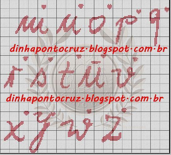 comentários - Dinha Ponto Cruz - bem vindos deixem seus
