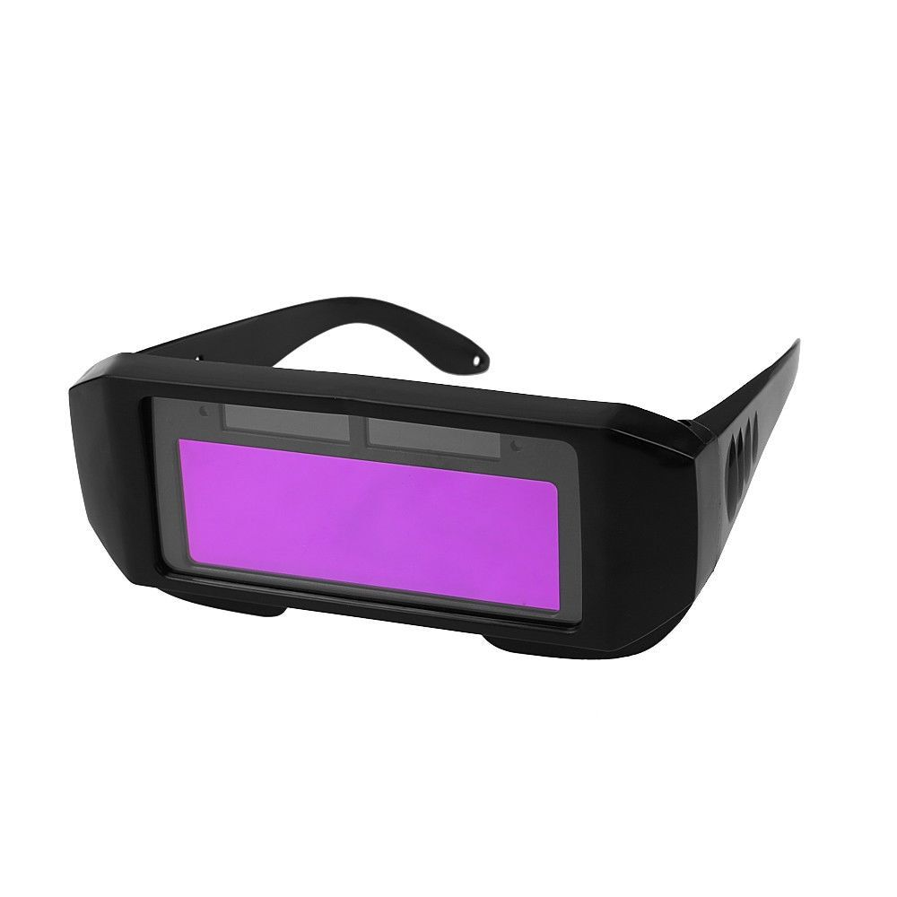 AUTO DARKENING LCD WELDING GOGGLES SOLAR GLASSES MASK HELMET ARC EYE PROTECTION
