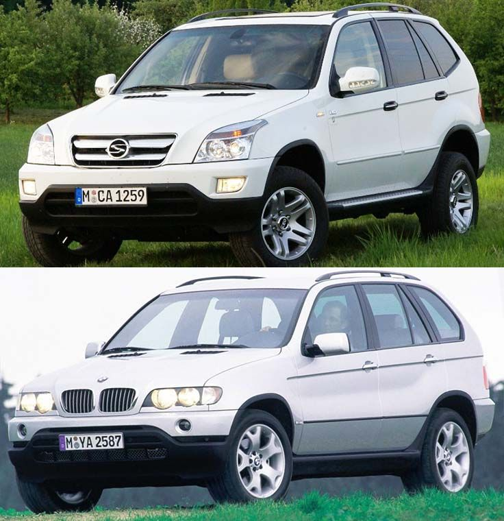 Shuanghuan-SCEO-Replica-of-BMW-X5