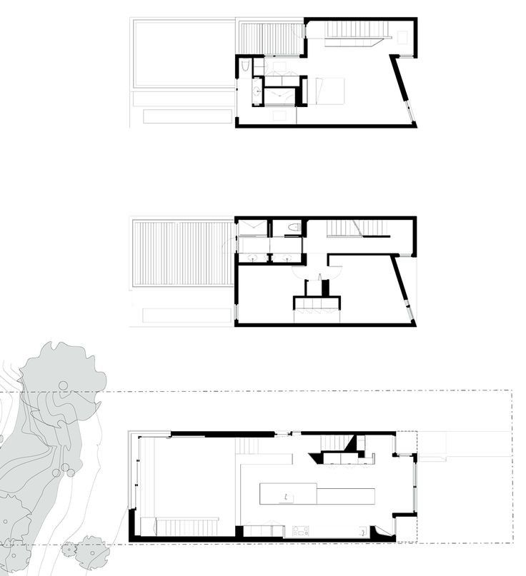 15 Unique Angled House Plans Check more at http://www
