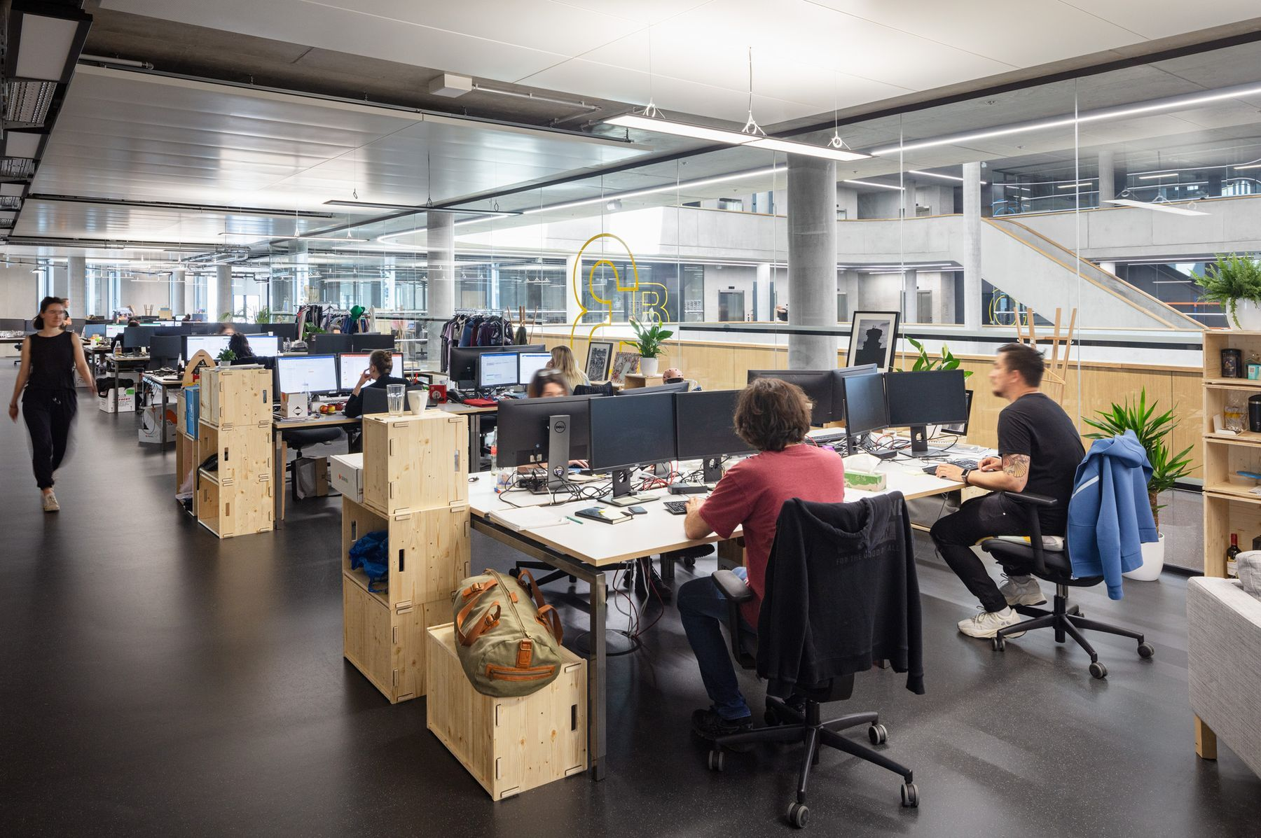 Best Zalando Headquarters With Images Building Layout Lounge Areas Architect 400 x 300
