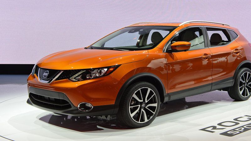 2017 Nissan Rogue Sport undercuts Rogue by more than