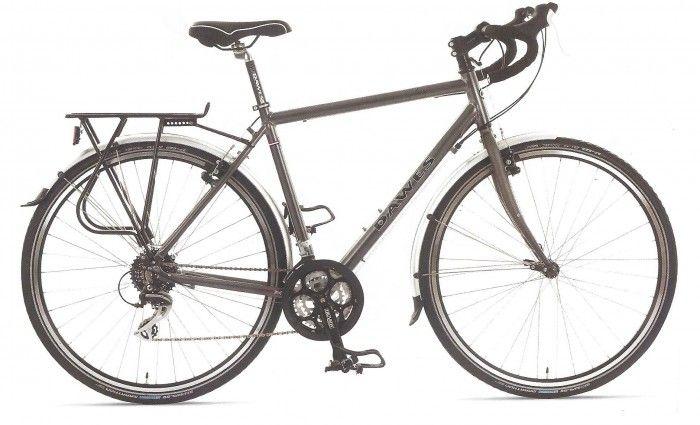 Dawes Galaxy Al 2013 Touring Bike Damian Harris Cycles E Bike