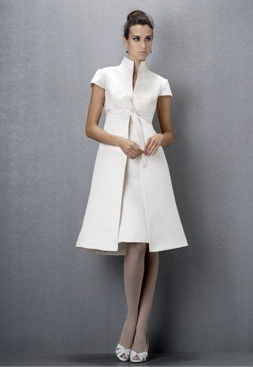 boda civil anillos boda vestidos bodaNuit blanche : robe séléna ...