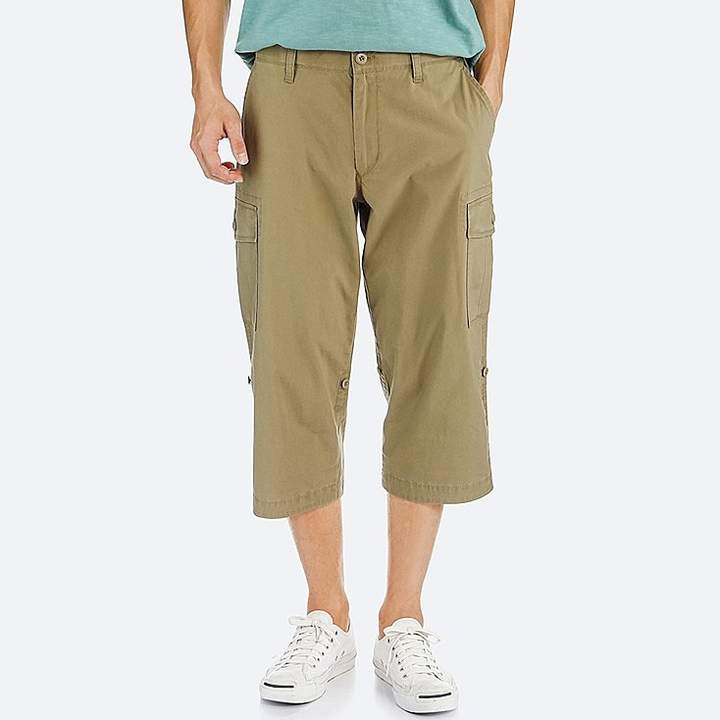 a4a44f45 Men roll up 3/4 cargo pants in 2018   Products   Pinterest   Cargo ...