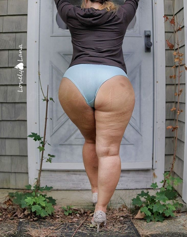 Chubby Ass Photo