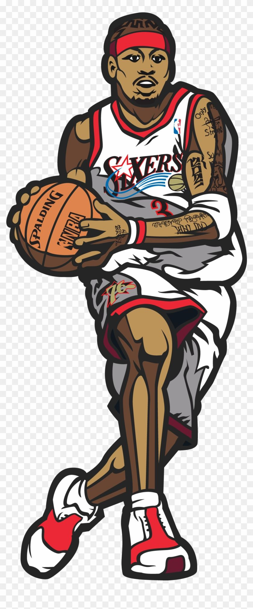 Find Hd Allen Iverson Clip Art Png Download Transparent Png To Search And Download More Free Trans Allen Iverson Allen Iverson Wallpapers Iverson Wallpaper
