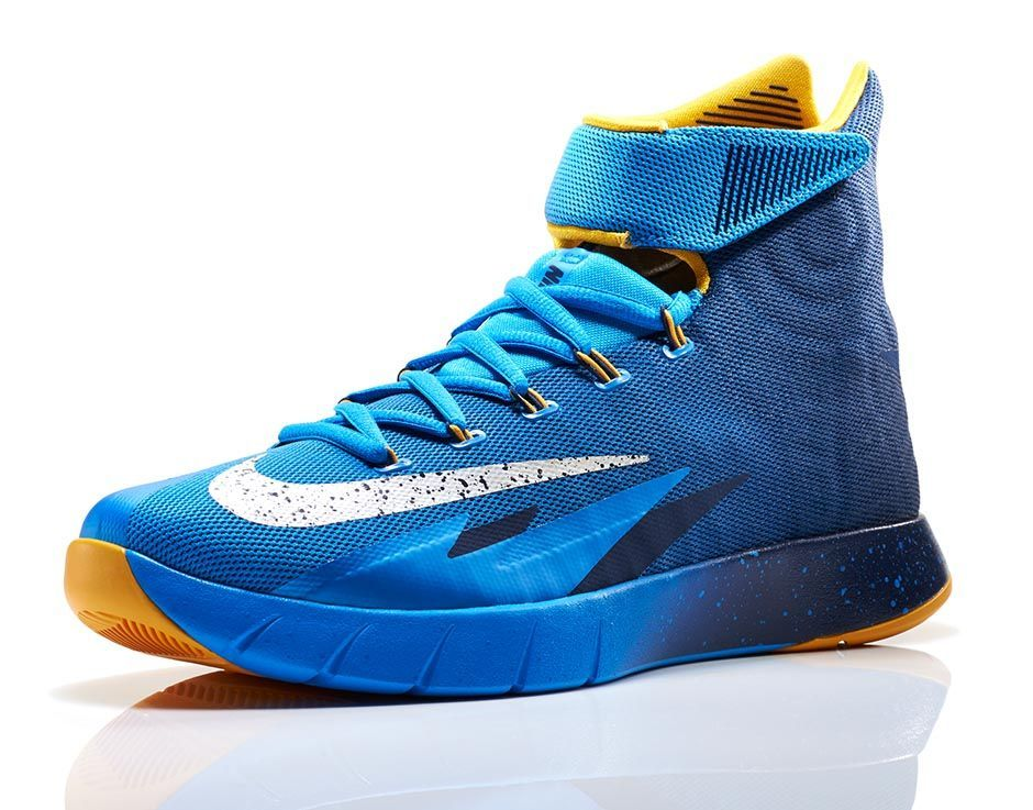eab6b0a3d9f Release Reminder  Nike Zoom Hyperrev PE  Blue Hero Metallic  Silver-University Gold