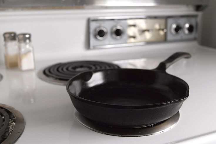 Cleaning Your Cast Iron Cookware in Three Easy Steps
