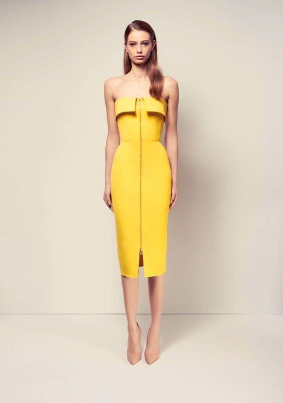 Alex Perry ready-to-wear spring/summer \'17 | Dramatische klassische ...