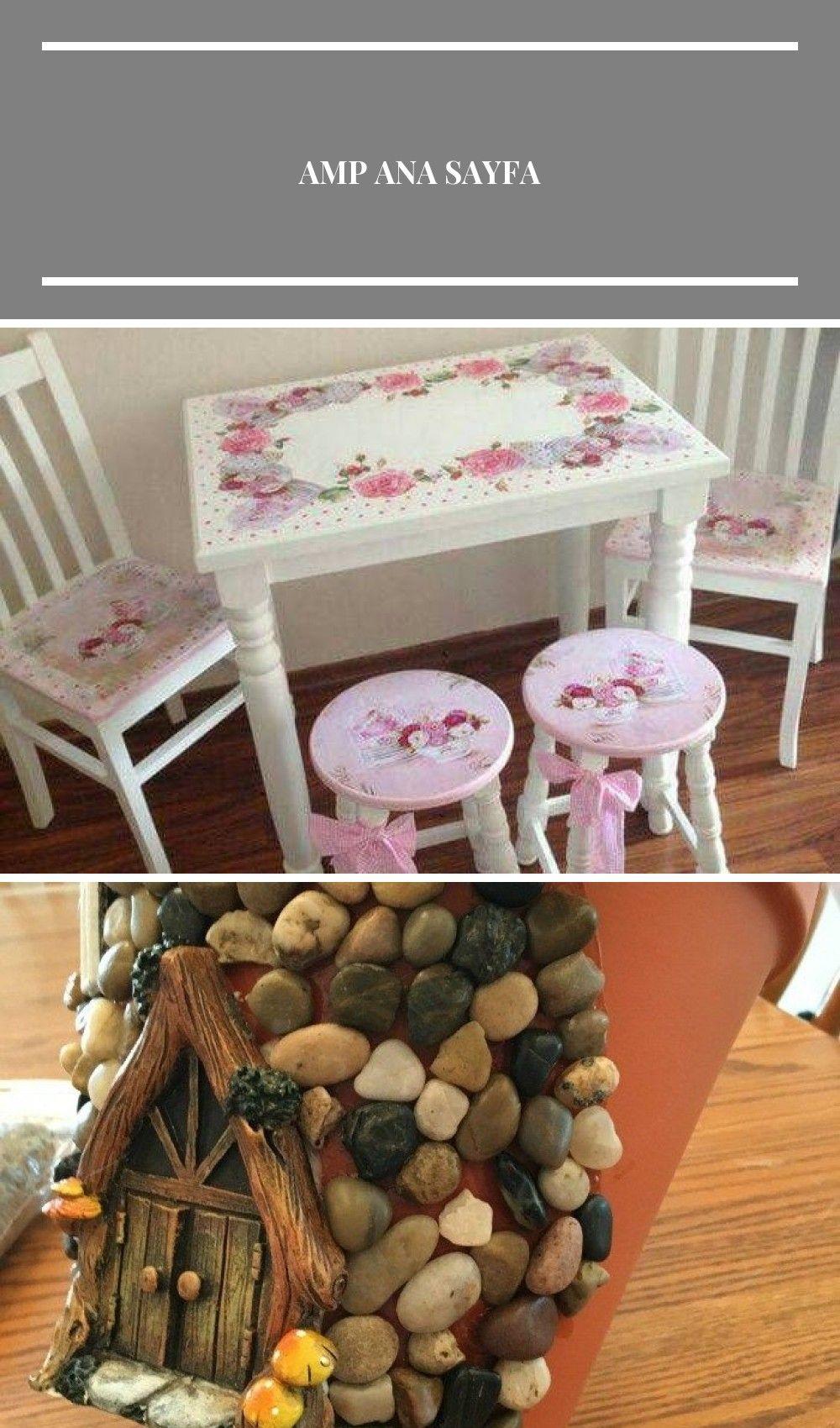Ahsap Sandalye Boyama Ornekleri Mobilier De Jardin Amp Ana Sayfa Decorative Boxes Decor Home Decor