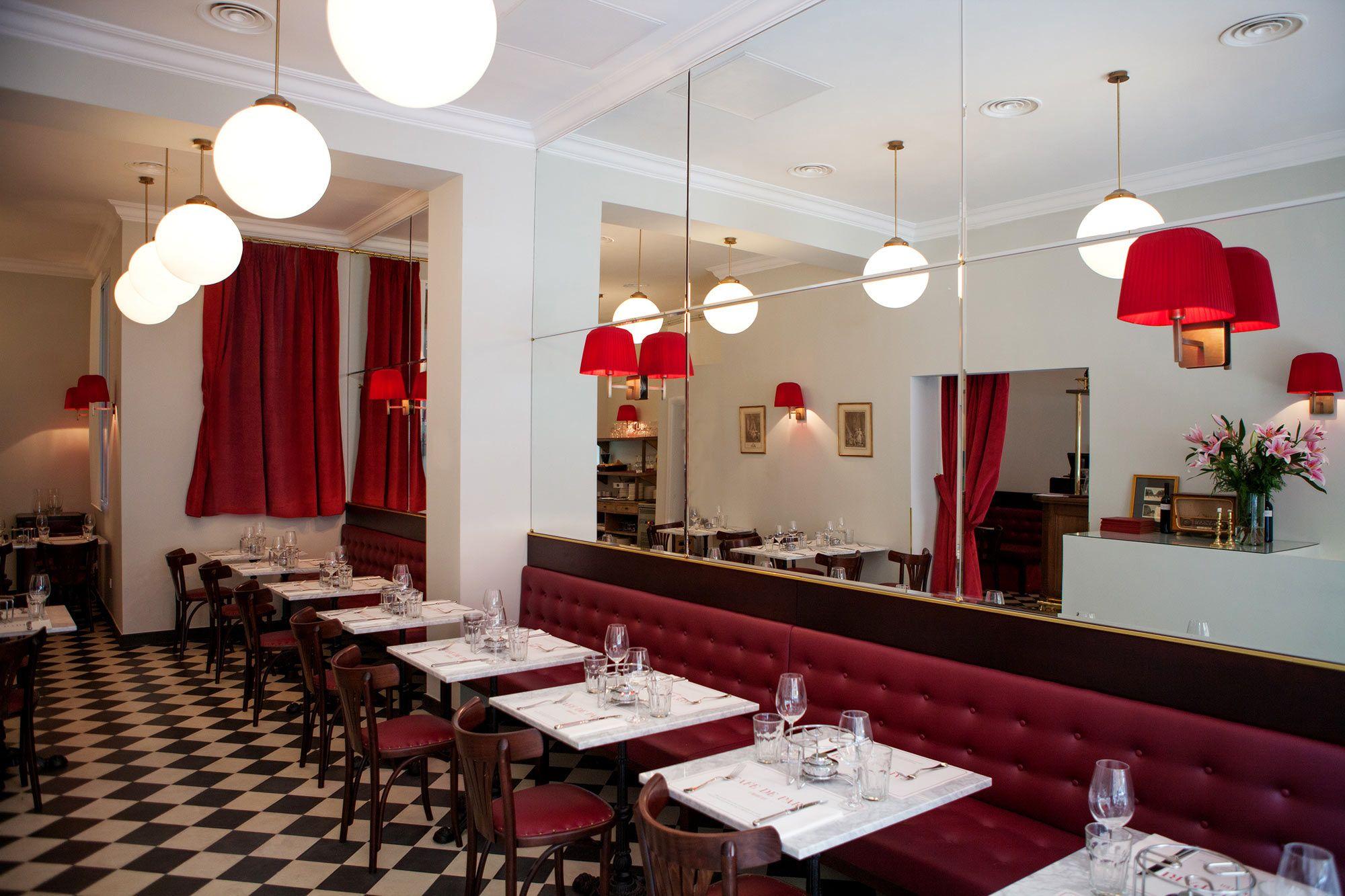 Contacto Cafe De Paris Cafes En Paris Restaurante Frances Restaurantes