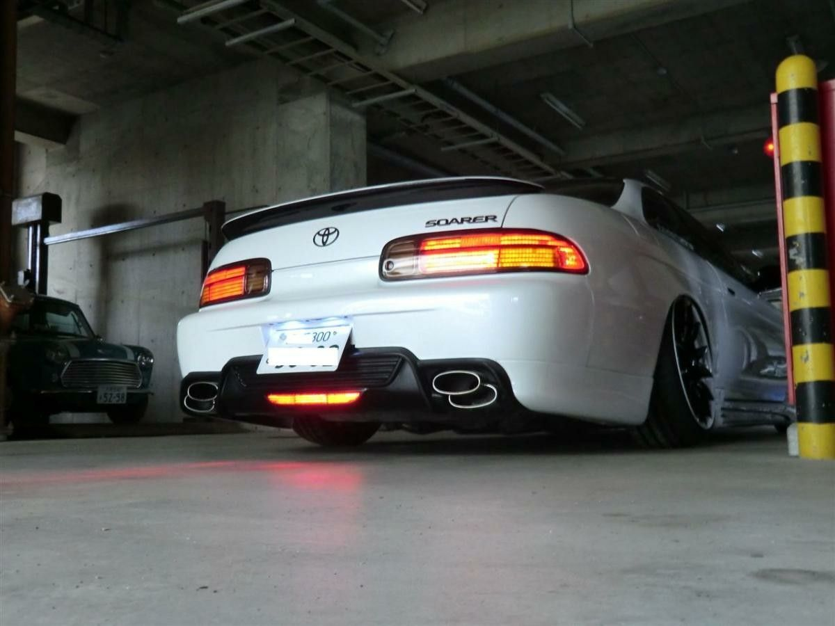 I love the diffuser taillight on this thing | Tuner