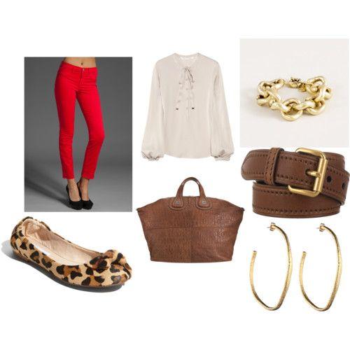 glam weekend wear