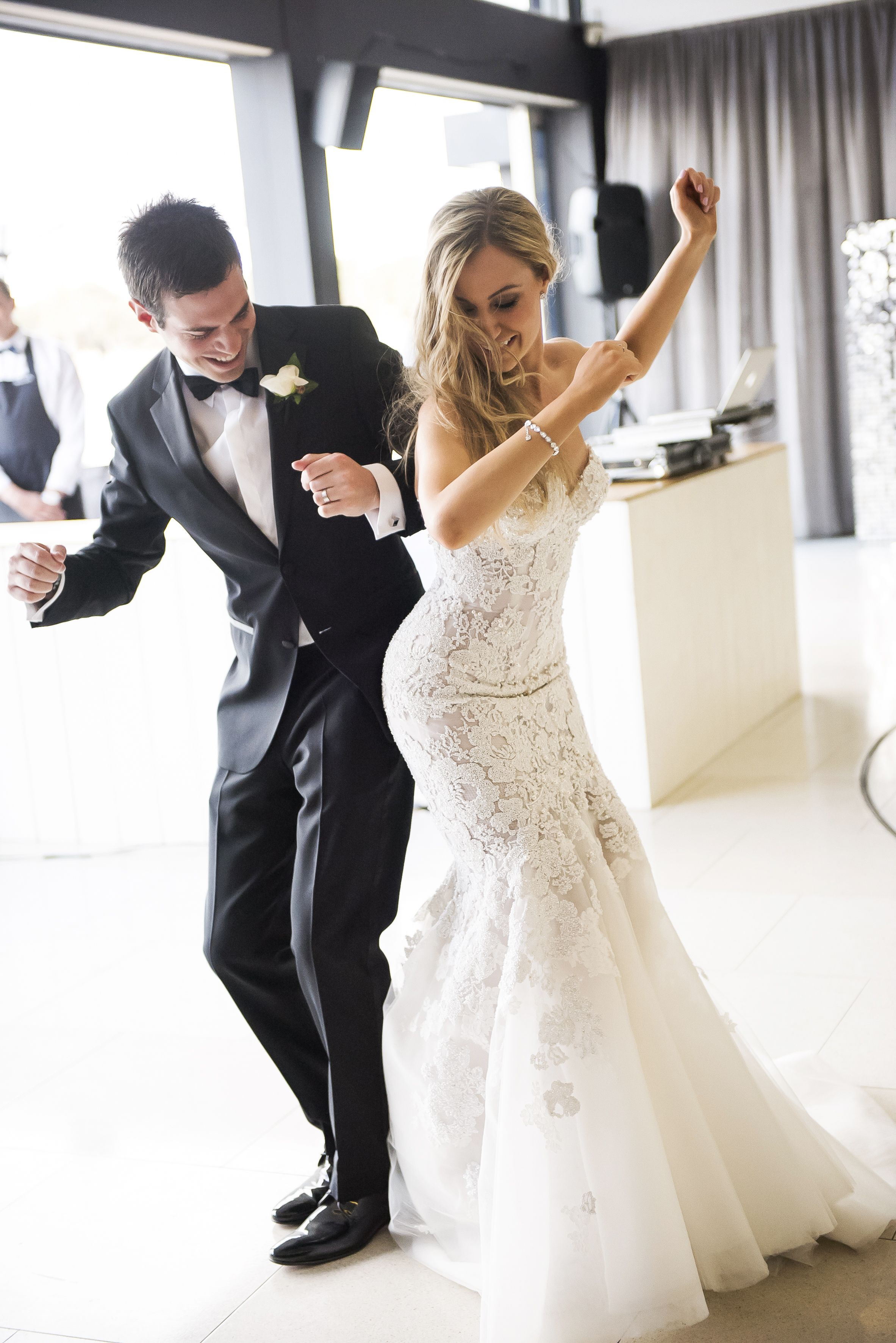 Bride and groom wedding dance | itakeyou.co.uk