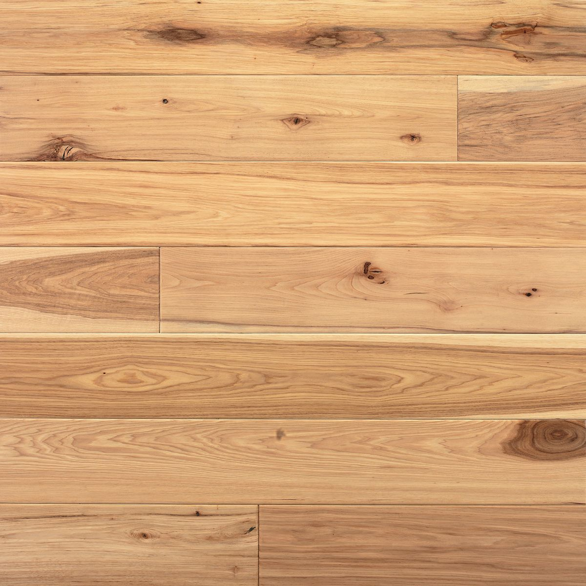 Kentwood Hickory Pecan Natural Engineered Wide Plank
