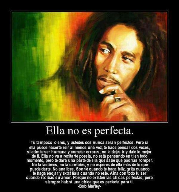Bob Marley Frases De Sabiduria Frases De Motivacion