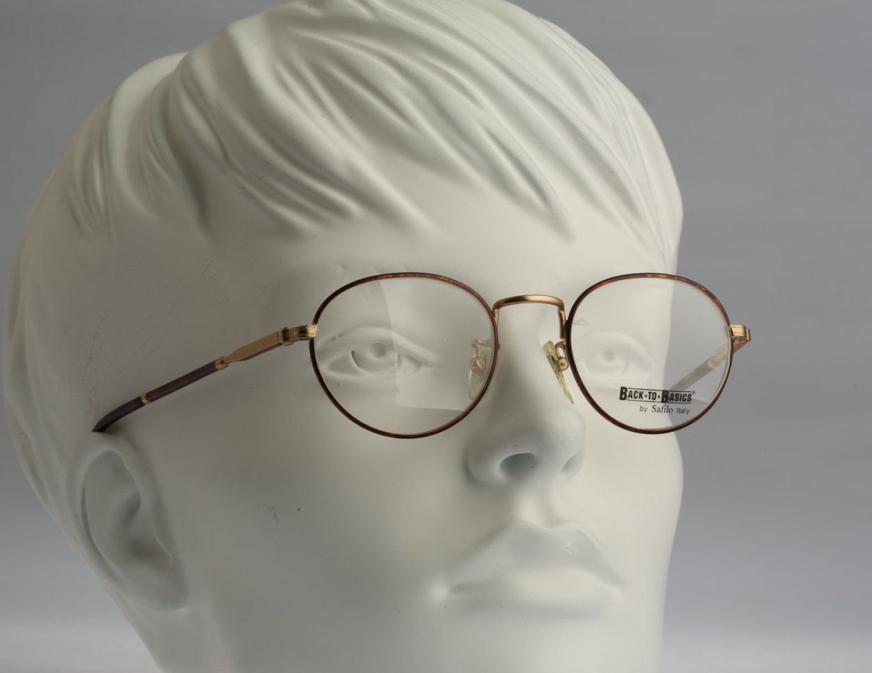 Back To Basics By Safilo btb6755n / Vintage eyeglasses / NOS / 90s ...