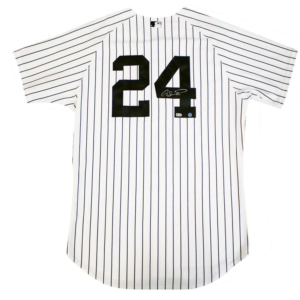 the latest 78b55 b9978 GARY SANCHEZ Signed Authentic New York Yankees Pinstripe ...