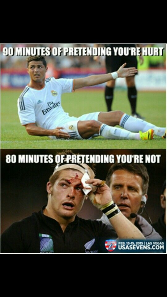 Rugby 80 minutes of pretending you aren't hurt. | Rugby ...