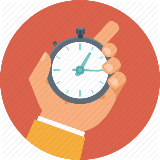 Management Business Clock Hand Time Stopwatch Icon Download On Iconfinder Time Icon Clock Clock Icon
