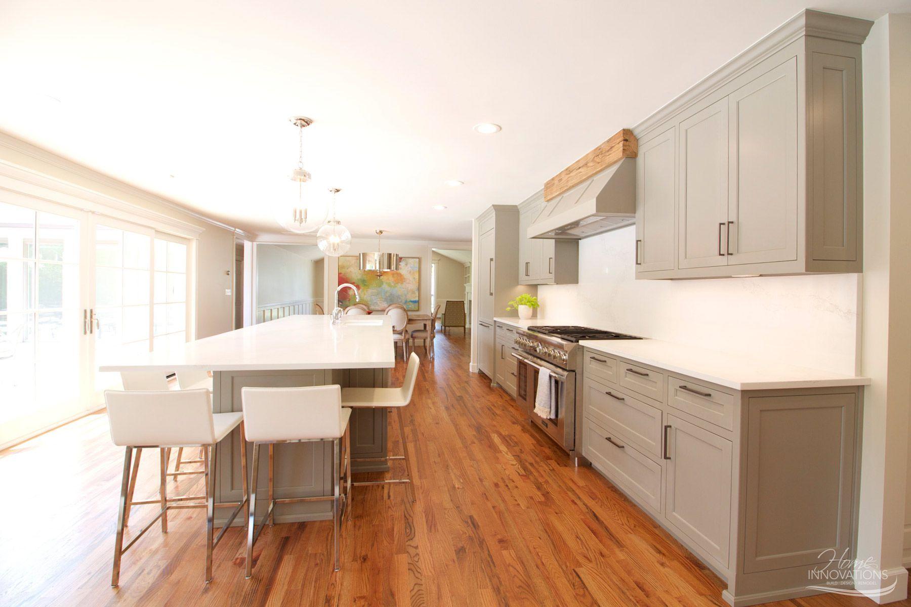 Best Kitchen Remodel Tulsa Ok Caesarstone Counters In 400 x 300