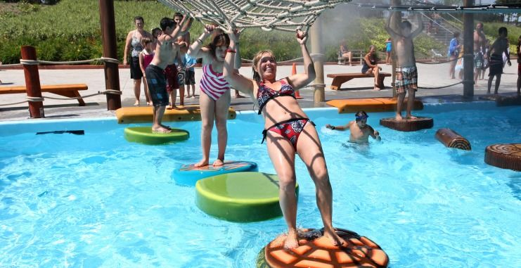 Calypso Water Park Just East Of Ottawa Off Hwy 417 Open Early June To Labor Day Lots To Do Daily Rate 25 Kids Attractions Ontario Attractions Water Park
