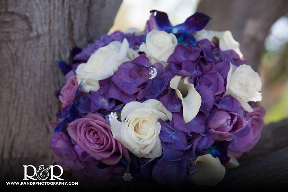 Wedding Arrangements | Purple | Flowers |  #weddingarrangements #purple #flowers #RandRCreativePhotography