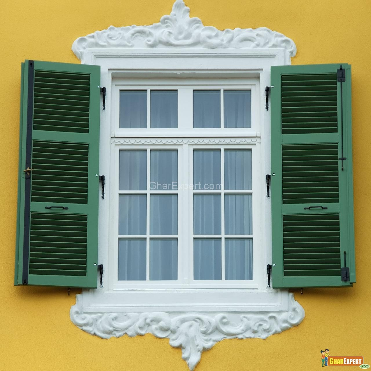 Amazing Front Window Design Of House Part - 5: Window Designs Pictures | Window Design