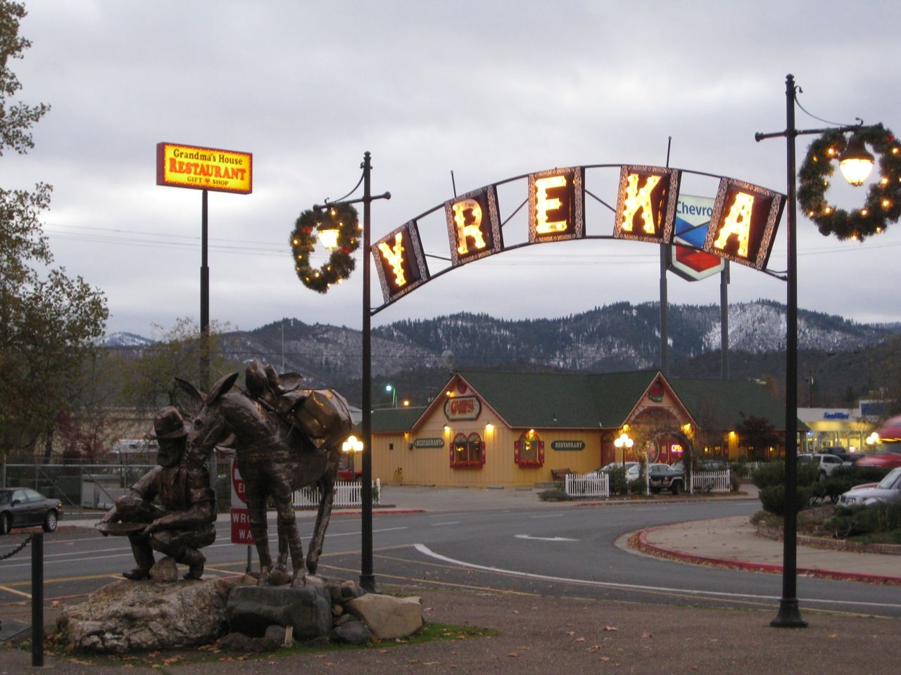 Yreka Jpg 1280 215 960 My California Weekends Pinterest