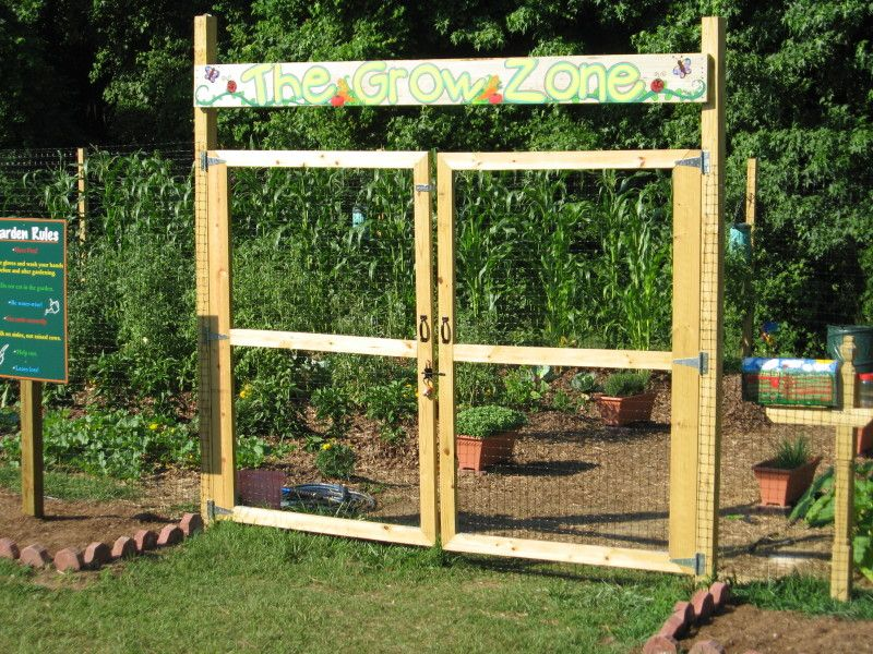 ideas school garden entrance and more | Gardening with Kids ...