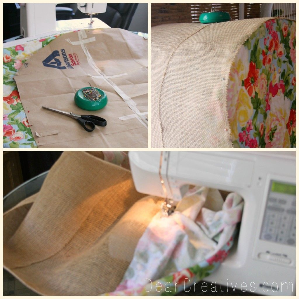 How to make bird cage covers plus easy sewing projects waverizeit sewing bird cage cover step by step bird cage cover dearcreatives jeuxipadfo Gallery