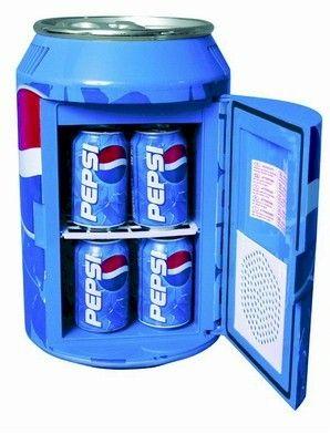 Pepsi Pepsi Can Mini Fridge Drinkstuff 174 In 2019