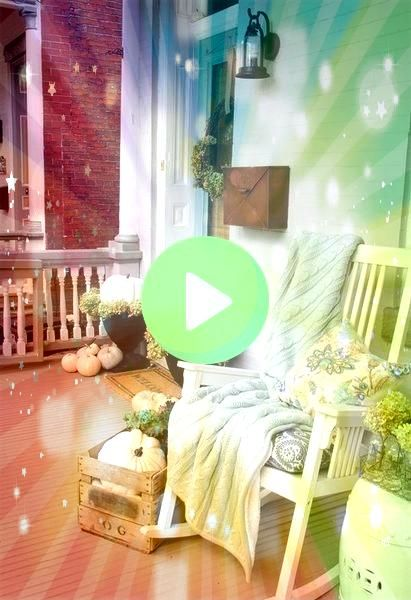 Fabulous Fall Apartment Balcony Decoration Ideas To Turn Your Magically Apartment  Fall Porch 37 Fabulous Fall Apartment Balcony Decoration Ideas To Turn Your Magically A...