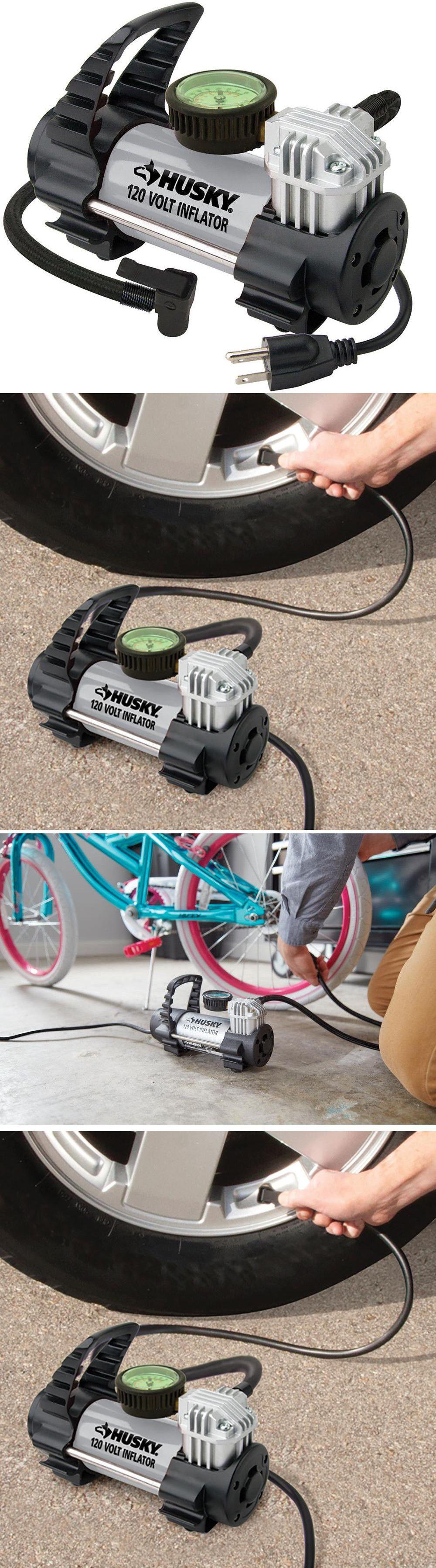 Air Tools 85759 Car Air Compressor Tire Pump Inflator