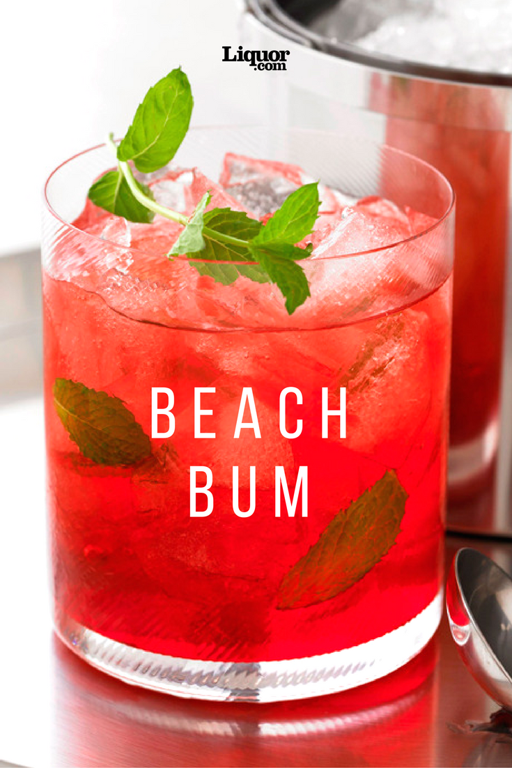 Beach Bum  Recipe In 2019  Vodka Cocktails  Drinks -8239
