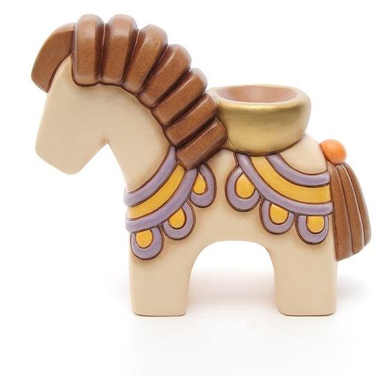 Cavallo Con Portacandela Special Edition Lene Thun Produttore : Thun ...