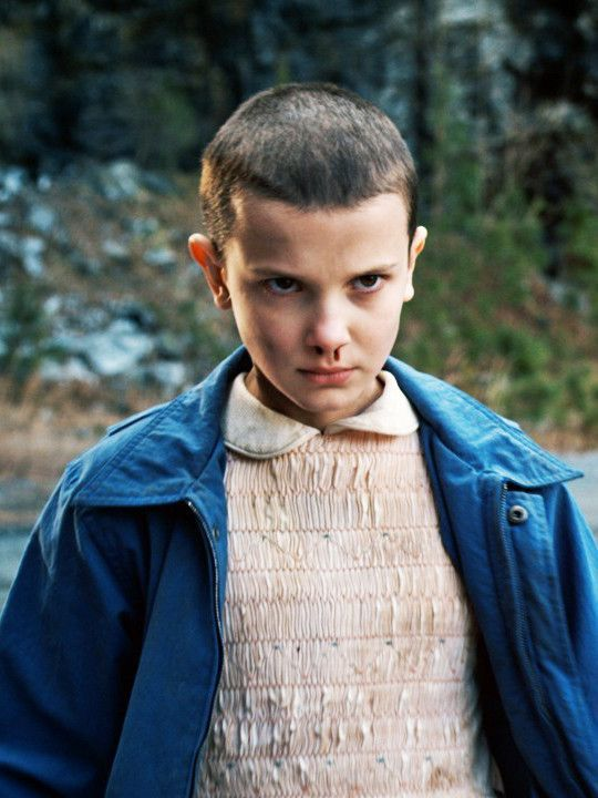 7 Beauty Trends Stranger Things' Eleven Tried First via @ByrdieBeauty
