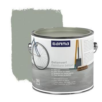 Gamma Betonverf Grijs 2 5 Liter In De Beste Prijs Kwaliteitsverhouding Uitgebreid Assortiment Bij Gamma Gamma Grijs Verfkleuren