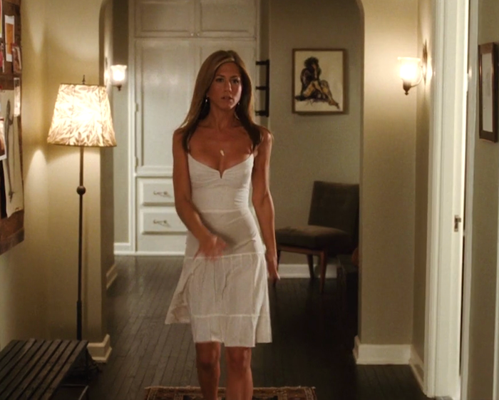 The Break-Up: The Wardrobe is excellent - this white dress ...