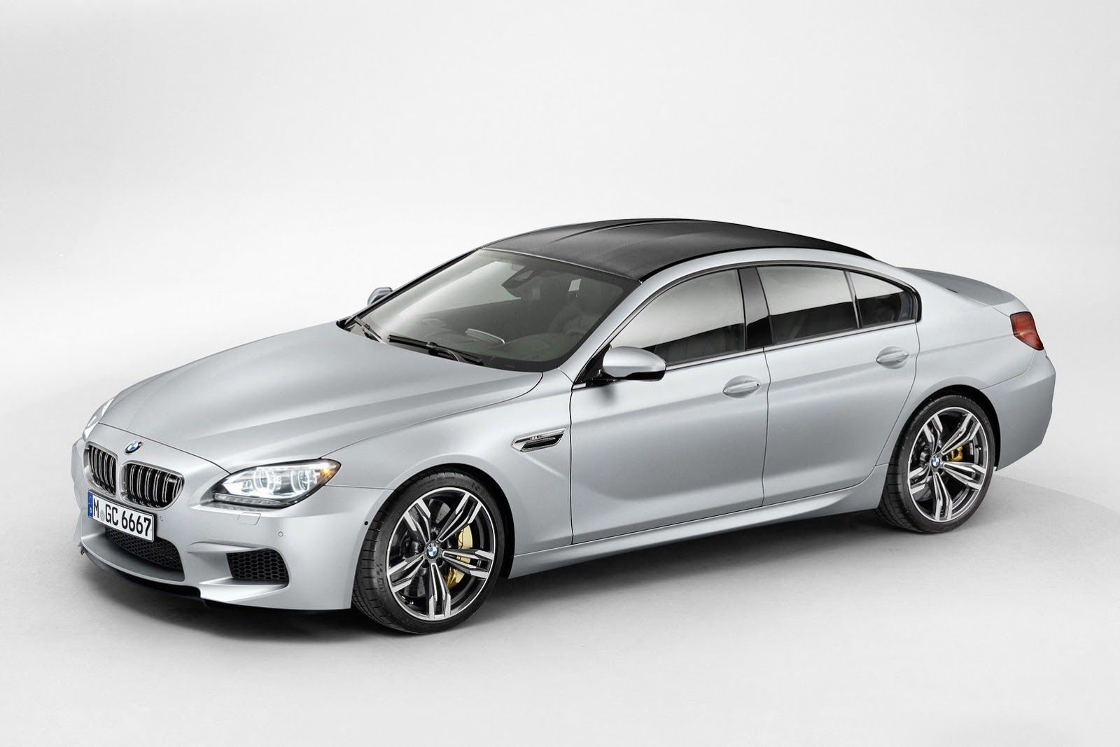 Bmw m6 gran coupe wallpapers hd