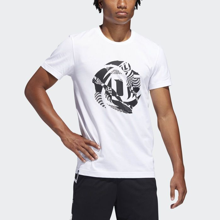 49f0bdf1b4 D Rose Logo Graphic Tee in 2019 | Products | Graphic tees, Rose ...