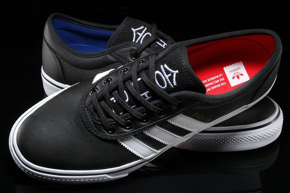 lowest price c9ad0 5f25c adidas Adi-Ease Daewon Song Black White  SneakerNews.com