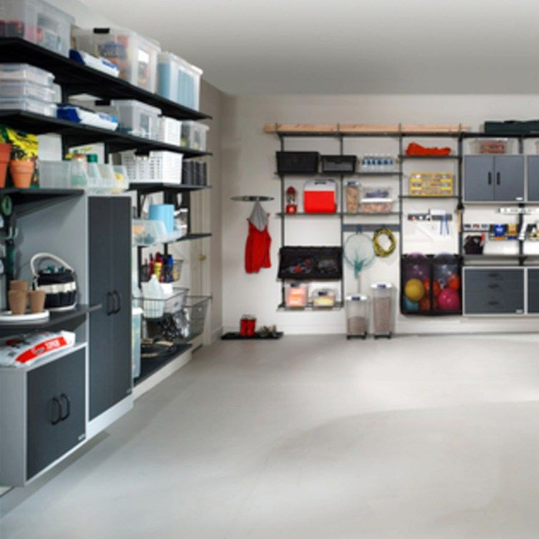 5 Quick And Cheap Garage Organizing Ideas Part - 19: Garage Organization - 5 Quick And Cheap Garage Organizing Ideas