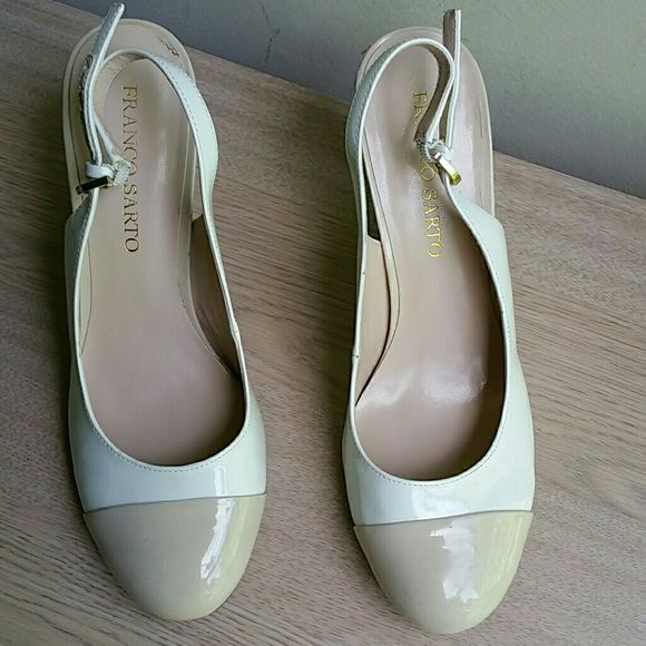 Franco Sarto shoes Like new. ..worn just once Franco Sarto Shoes
