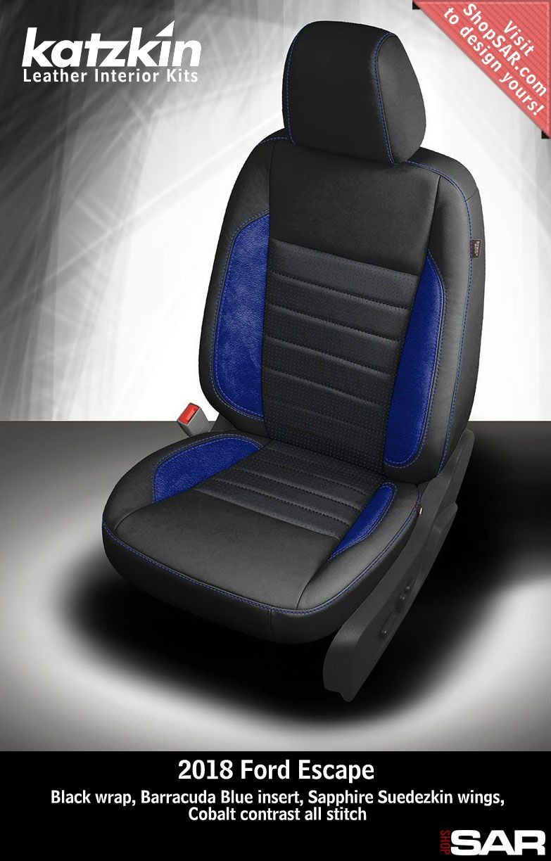 Katzkin Leather Interior Kits Leather Seat Covers Leather Seat Automotive Upholstery