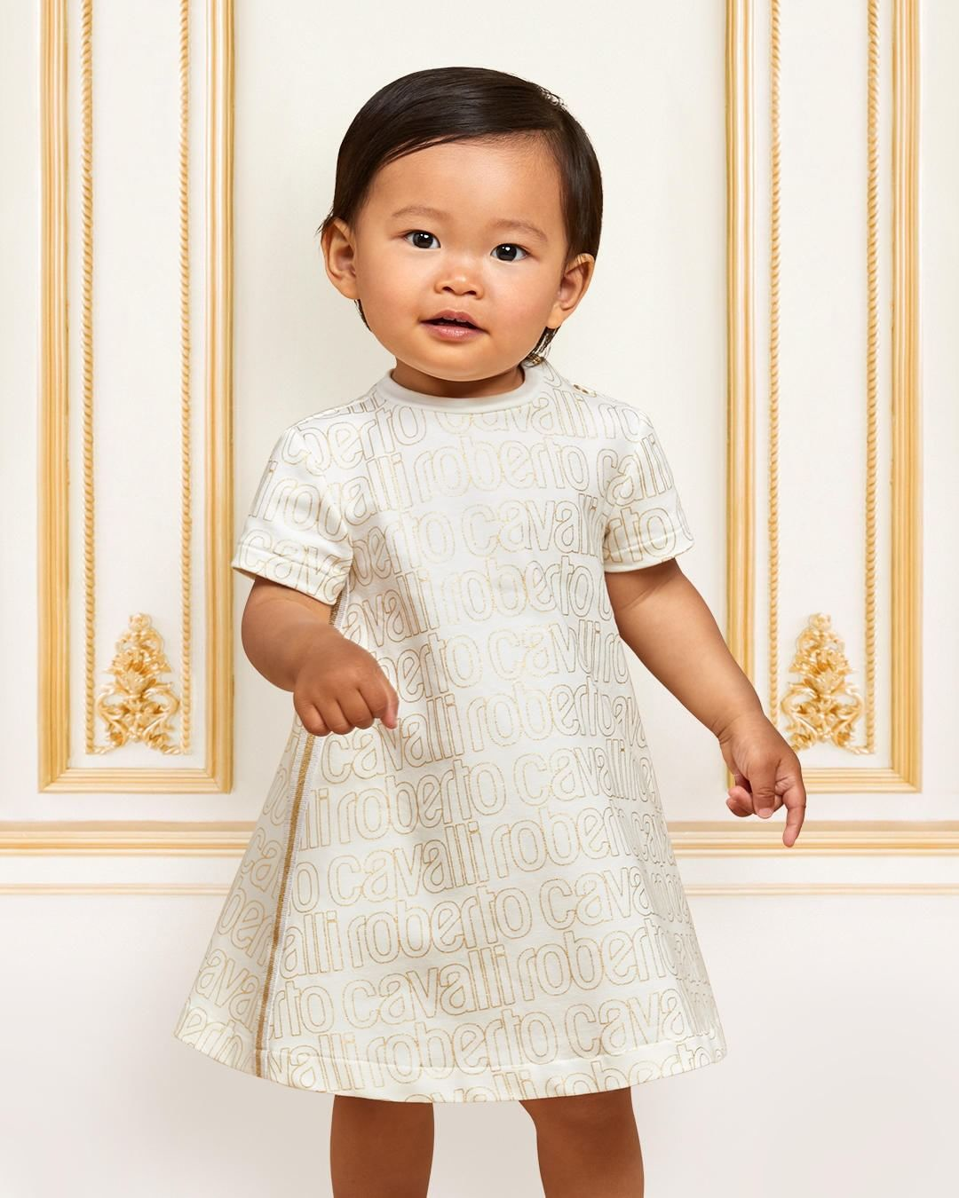 54dbb84e5 Gorgeous Roberto Cavali Baby Girl Dress. Perfect for any special ...