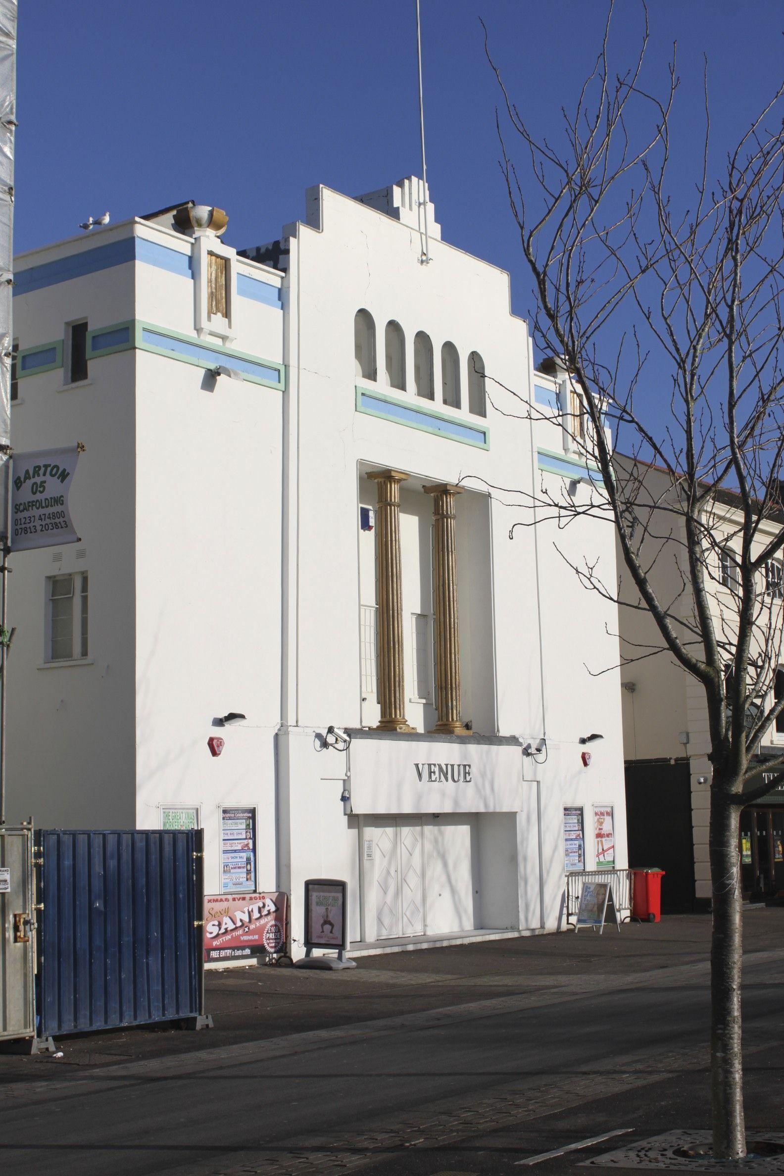 Previously The Regal Cinema In Barnstaple Devon England Barnstaple North Devon