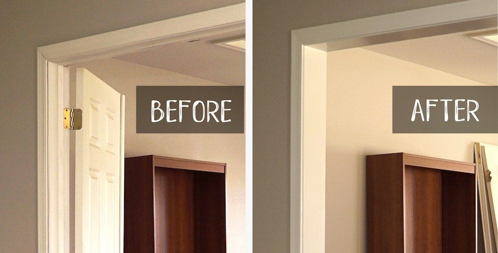 How To Frame A Doorway For Barn Doors Diy Guide Hello Hayley Blog Framing Doorway Diy Barn Door Barn Door