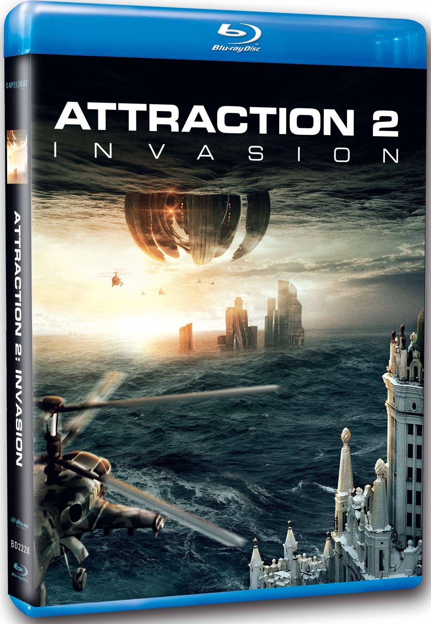 Attraction 2 Invasion Blu Ray Release Date July 21 2020 Vtorzhenie Alien Encounters Attraction Movie Guide